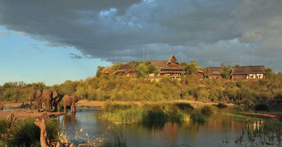 Pilanesberg and victoria falls