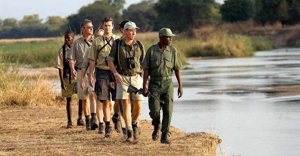 Walking-Safaris