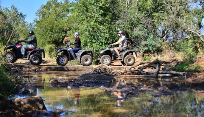 Quad bikes near Sun City
