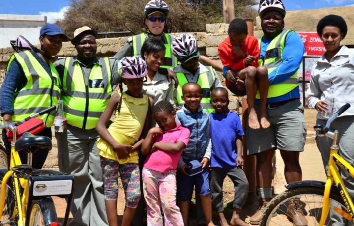 The Leeto Kgolo Village Tour in Pilanesberg